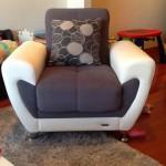 Armchair-Kirkland-Upholstery-cleaning